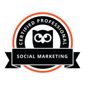Social Media Certified Professional